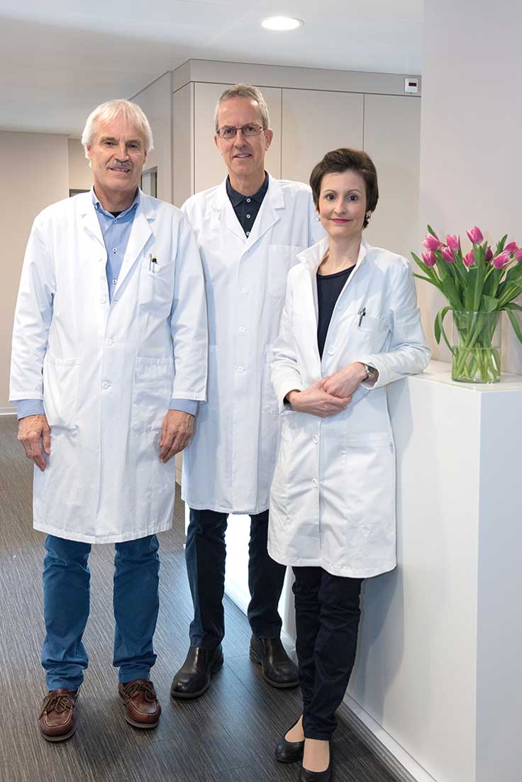 Ärzteteam RheumaClinic